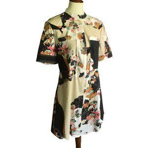 3.1 Phillip Lim For Target Shirt Dress Floral